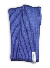 Handstulpen von Madness in oriental blue / evening blue