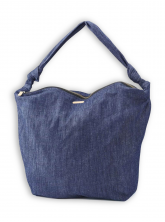 Shoppertasche Imperia von Living Crafts in indigo blue