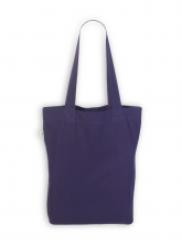Tragetasche von EarthPositive in dark violet