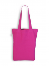Tragetasche von EarthPositive in hot pink