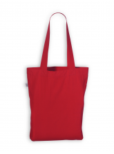 Tragetasche von EarthPositive in red