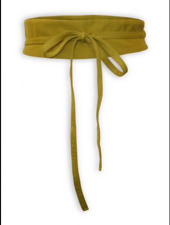 Bindegürtel Eva von Lana in golden green