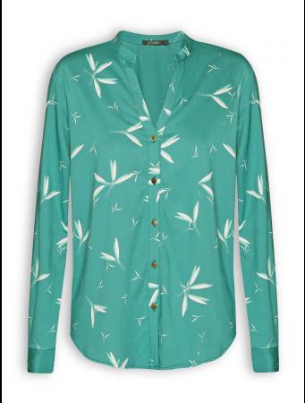 Bluse Breezy von GreenBomb in jungle green