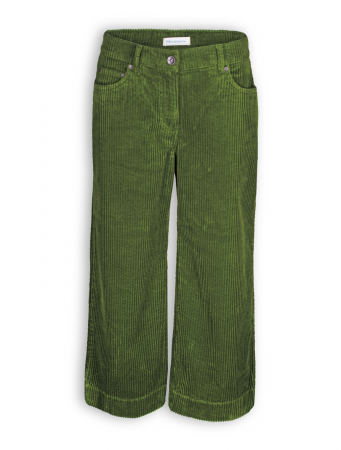 Breitcord-Culotte Sarah von bloomers in grün