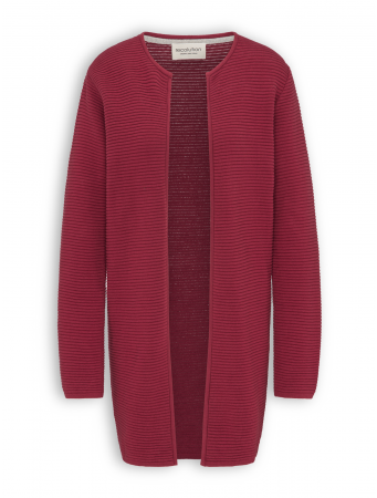 Cardigan von recolution in biking red