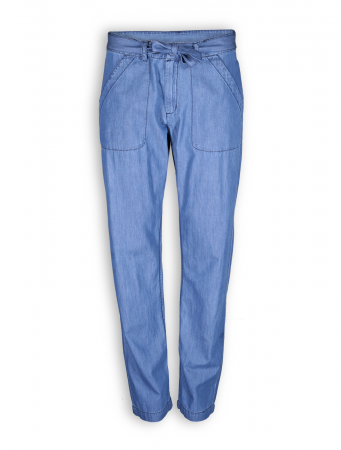Hose von Madness in light blue