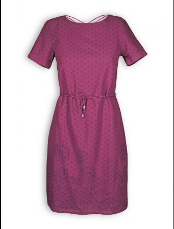 Kleid von Madness in rhododendron
