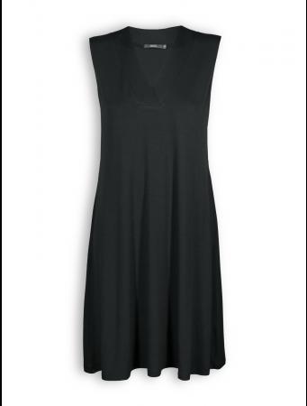 Kleid Liv von Lana in schwarz