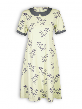 Kleid Martha von Lana in in Tokio light green