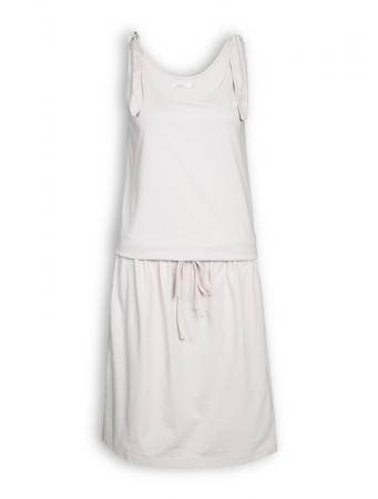 Kleid Mika von Slowmo in nude