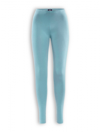 Leggings Annedore von Living Crafts in cameo blue