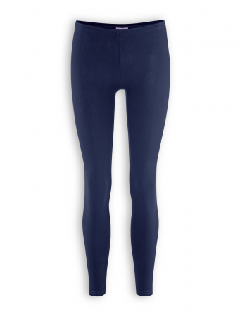 Leggings Annedore von Living Crafts in dark navy