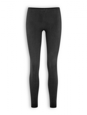 Warme Leggings Hella von Living Crafts in black