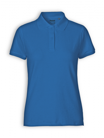 Polo Shirt von Neutral in royal