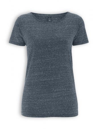 Special Yarn Effect Shirt von EarthPositive in black twist