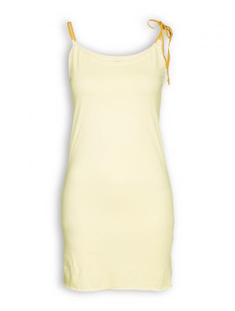 Trägershirt Fini von Slowmo in pastell gelb