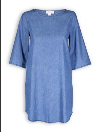 Tunika von Madness in light blue