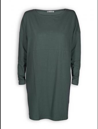 Tunikakleid Dina von Lana in deep green