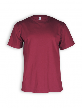 Classic T-Shirt von EarthPositive in dark red