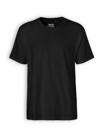 Classic T-Shirt von Neutral in black