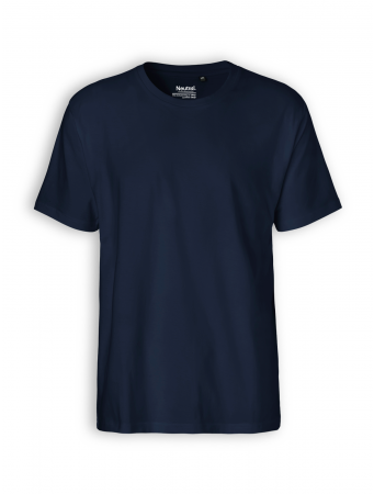 Classic T-Shirt von Neutral in navy