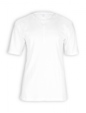 T-Shirt Granddad von Neutral in white