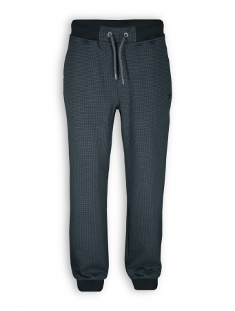 Jogginghose von recolution in black/graphite