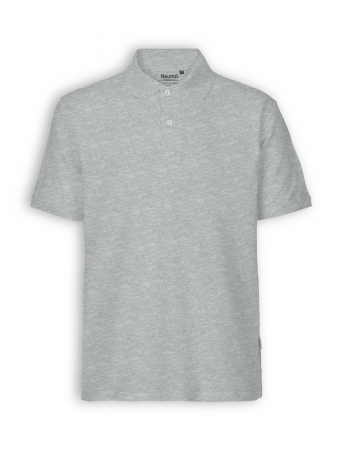 Polo Shirt von Neutral in sports grey