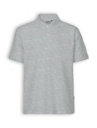 Polo Shirt von Neutral in sports grey