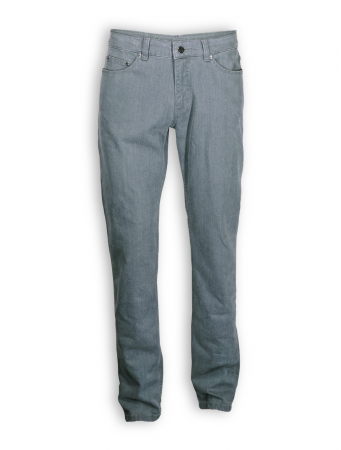 Active Jeans von Bleed in grey denim
