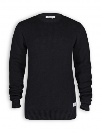 Strickpullover von recolution in black