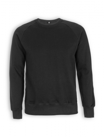 Sweatshirt von EarthPositive in black