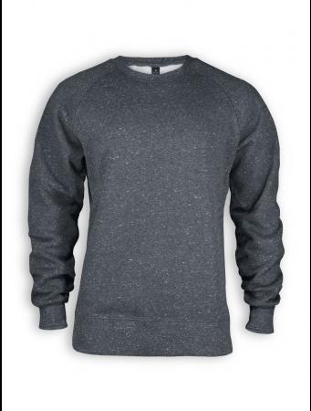 Sweatshirt von EarthPositive in black twist