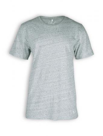 T-Shirt von Bleed in grey melange