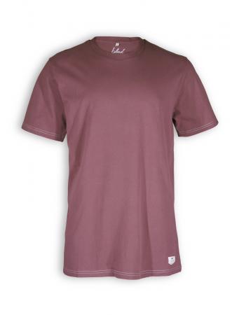 T-Shirt von Bleed in oxblood