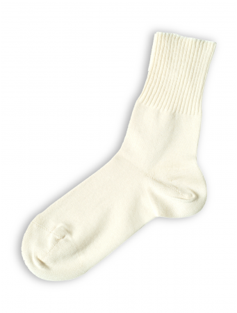 Comfort-Socken von Living Crafts in natural