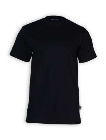Organic T-Shirt von Fairtrademerch in black