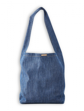 Shoppertasche Fasana von Living Crafts in indigo blue