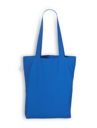Tragetasche von EarthPositive in bright blue