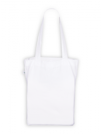 Tragetasche von EarthPositive in white