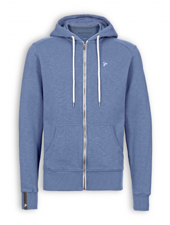 Zipper Basic von recolution in denim blue