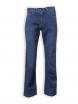 Blue Denim Jeans von HempAge in denim