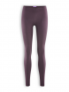 Leggings Annedore von Living Crafts in dark prune