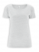 Special Yarn Effect Shirt von EarthPositive in white marl