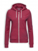Zipper Basic von recolution in dark red
