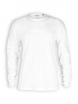 Basic Longsleeve von Neutral in white
