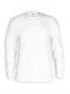 Basic Longsleeve von Neutral in white