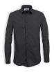 Hemd mit Kentkragen von Melawear in schwarz