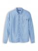 Hemd von recolution in light denim blue