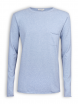 Leichter Strickpullover von recolution in light blue melange